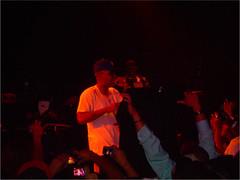 Nas rips it @ MySpace Secret Show, The Roxy
