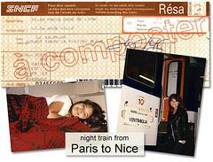 Paris Train, MyLastBite.com