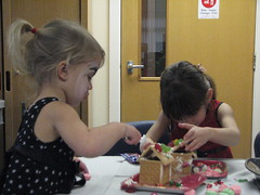 Getting the Gingerbread Houses Just Right