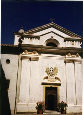 Retreat of the Presentation - Monte Argentario