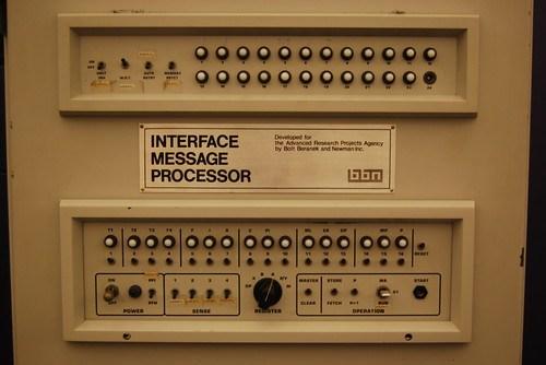 ARPANET unveiled