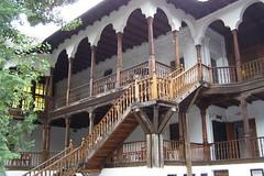 Bucharest - Hanul lui Manuc (Manuc's Inn)