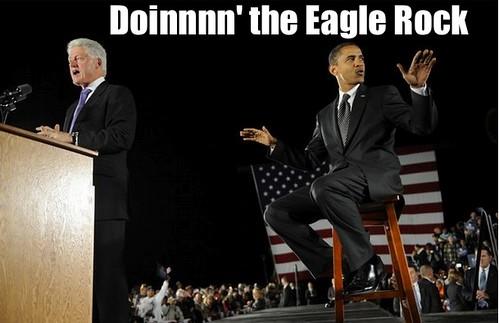 doinnnn the eagle rock