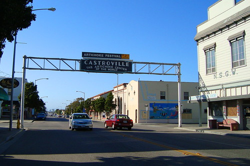 Castroville welcome
