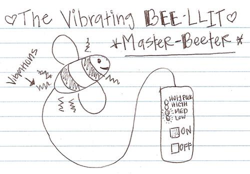 Vibrating BEE-llit