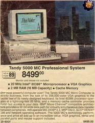 Tandy 5000 MC