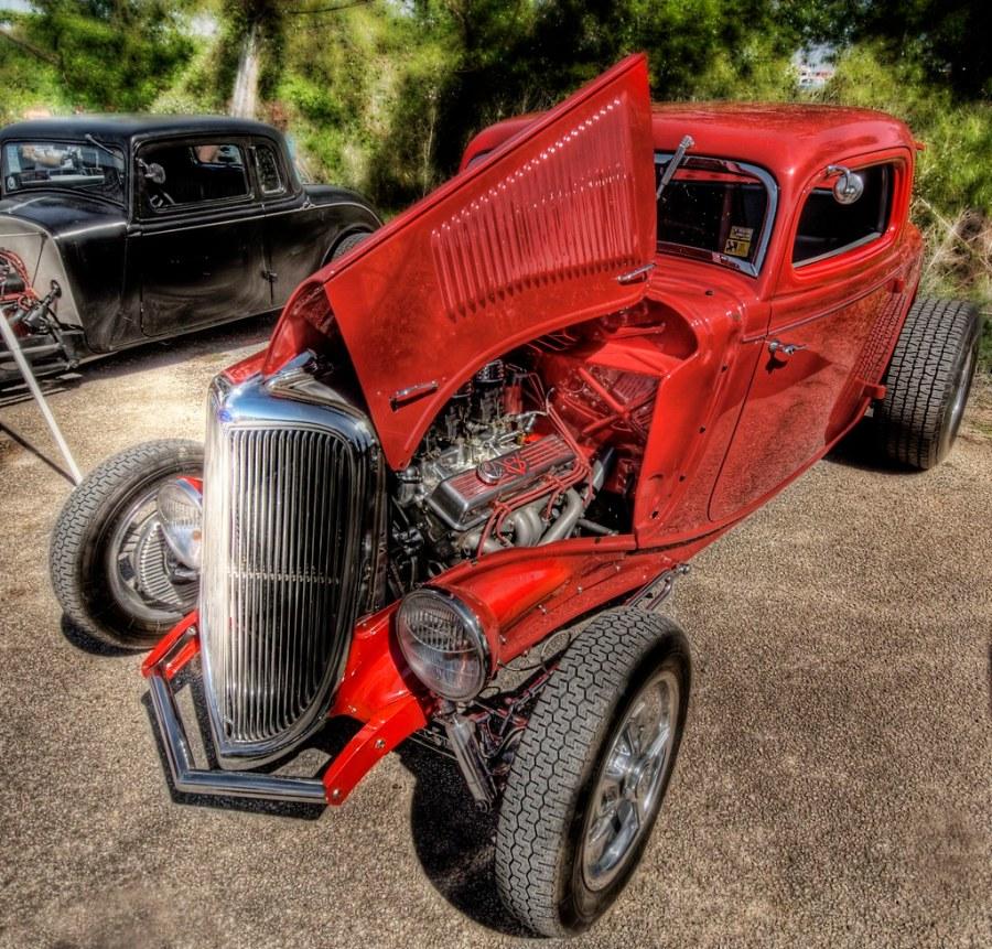 The V8