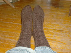 Whitby Socks - Complete