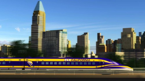 High Speed Rail in Sacramento