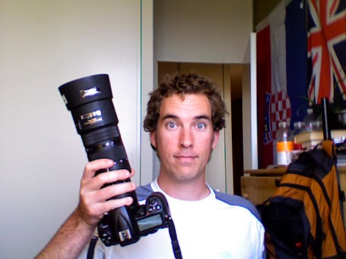 What a Big Lens You Have!