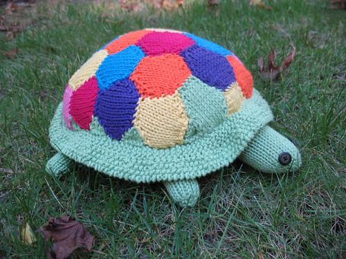 Patchwork Tortoise Front