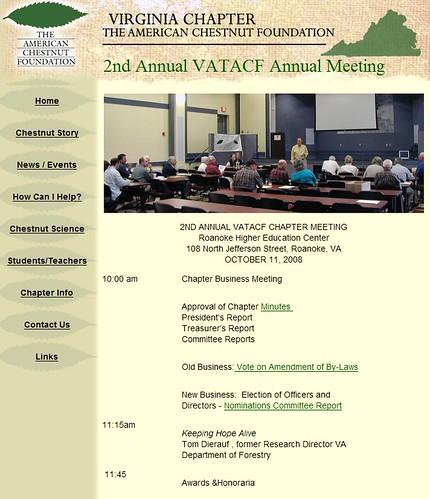 VA-TACF Annual Meeting