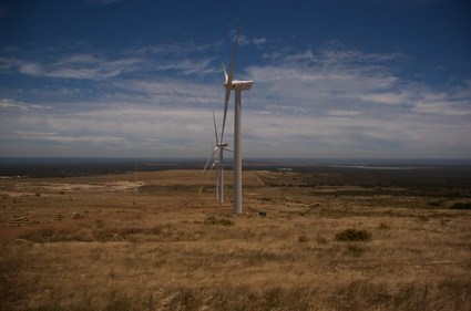 South Africa's Darling Wind Farm