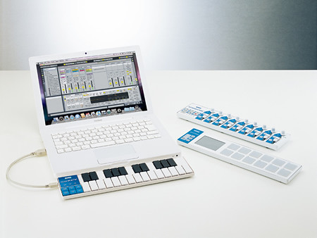 Korg nanoSeries controllers