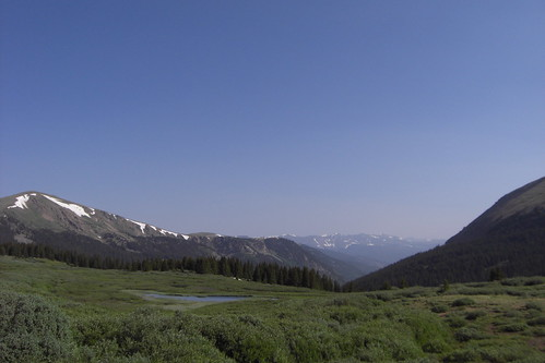 Top of Guanella Pass