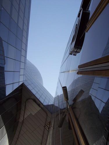 edificio gas natural miralles&tagliabue