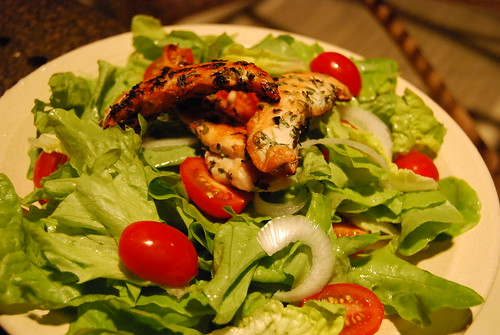 Lemon Thyme Chicken Salad