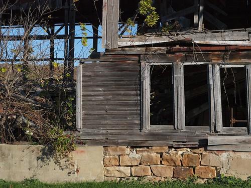 Drafty Barn