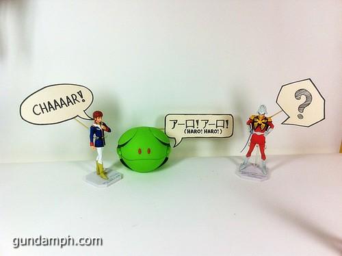 Funny Gundam Pilot Figures (5)