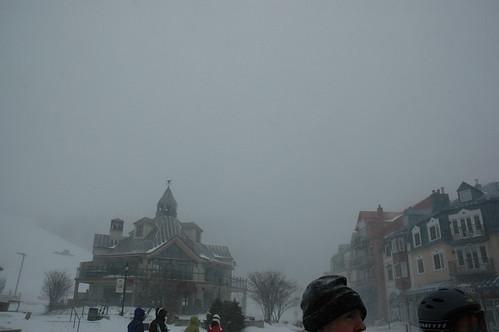 Tremblant Snow