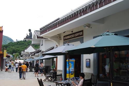 Big Buddha Starbucks