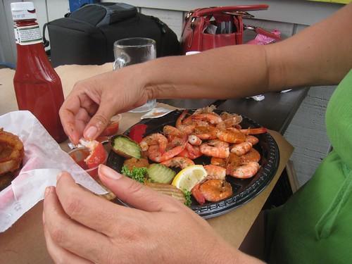 Moms Shrimp