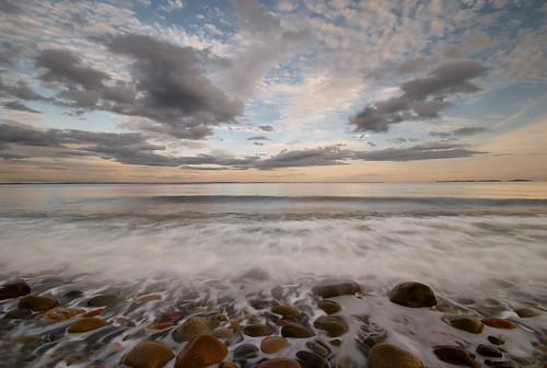 stone beach impressions