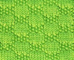 Seed Block Stitch, bk. 1, pg. 20