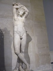 Narcissus also known as the Mazarin Hermaphrod...