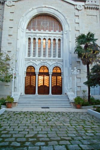 Kadikoy, Avis Triada Greek Orthodox Church, Istanbul, pentax k10d