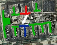 Delta/Northwest Consolidate LAX Terminals