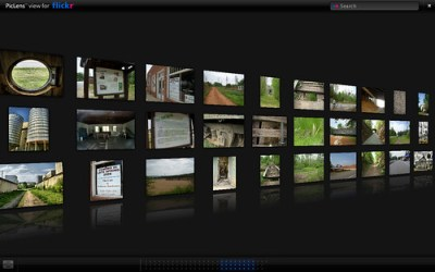 PicLens Screen Capture