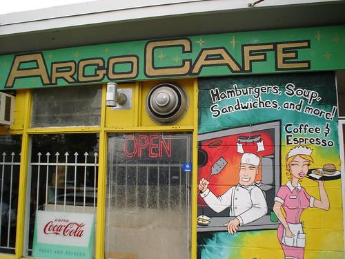 Argo Cafe - Mt Pleasant