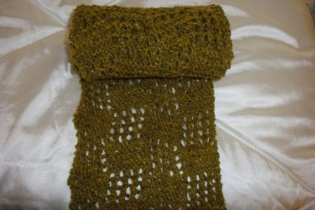 FO - Forest Neck Scarf2
