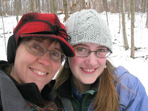 Jennifer and Emily