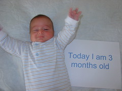 yay, Adam is 3 months