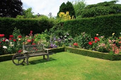 Abbey House Gardens - Upper Lawn by jmenard48