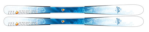 Movement Silk Skis 2009