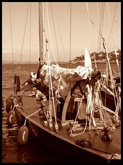 Sailing Through time