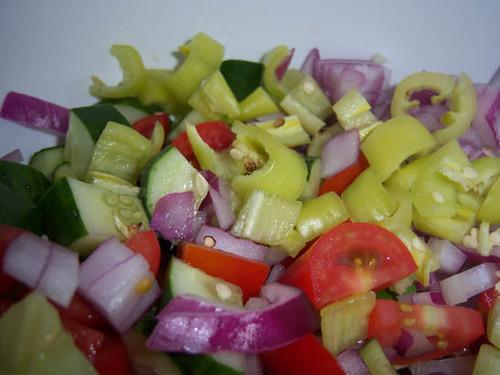 Salad Porn