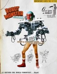 Robot Monster... ahora resulta que los robots ...