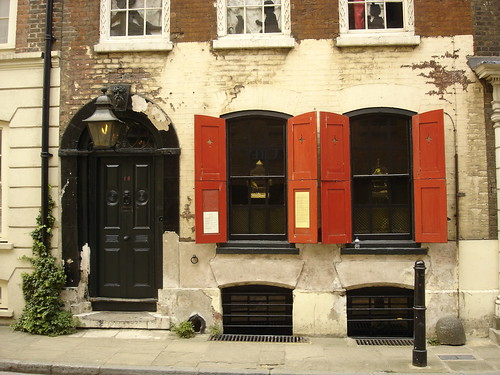 Dennis Severs House, Folgate Street