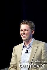 Matt Mullenweg, inventor of the WordPress blog...