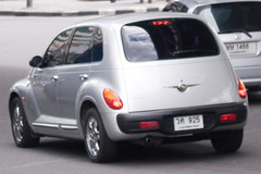 Chrysler PT Cruiser in Bangkok