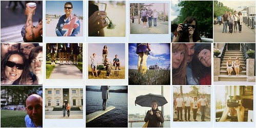 A Year Of Flickr Moments