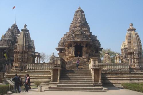 Khajuraho Group of Monuments1-7