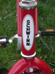 The Front of My Schwinn