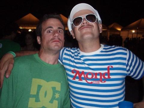 DJB e Infante
