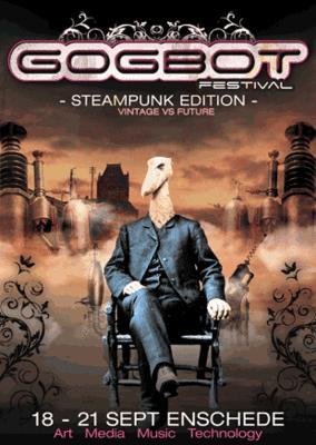 GOGBOT 2008 - Steampunk