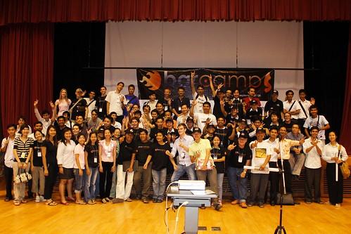 BarCamp Phnom Penh '08
